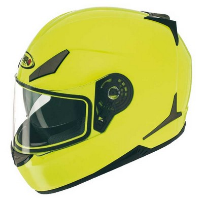 Casco Integral Shiro Racing Monocolor en Resina ABS