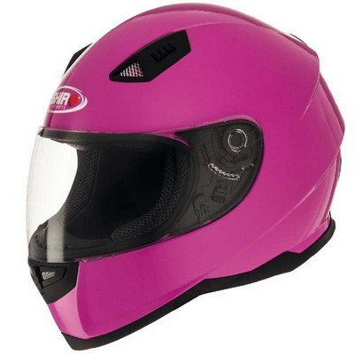 Casco Shiro Integral Racing en resina ABS Monocolor