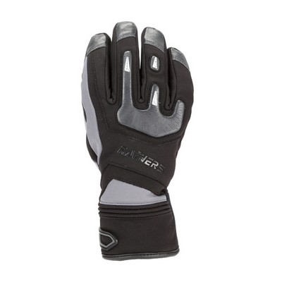 Guantes moto invierno Rainers modelo Silver impermeables