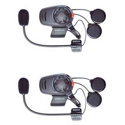Intercomunicador moto Sena dual SMH5