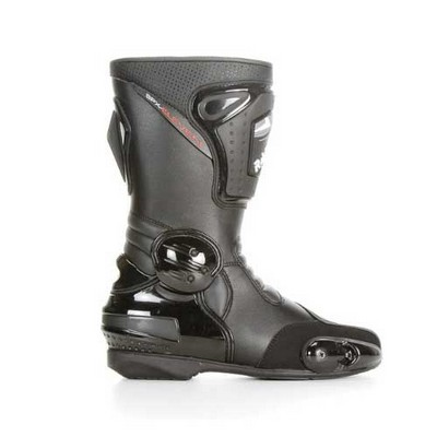 Botas para moto Rainers Racing en color negro