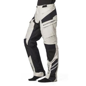 Pantalon moto invierno Stone Color Gris