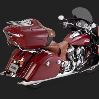 Escapes Vance Hines Indian Chieftain-Roadmaster