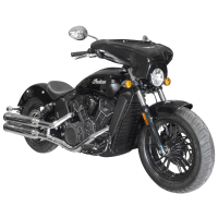 Parabrisas BATWING para Indian Scout  y Sixty