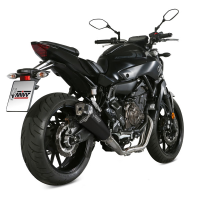 Escape delta race negro Yamaha Mt07 14-