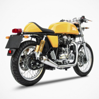 Escape completo ZARD Royald Enfield Continental GT