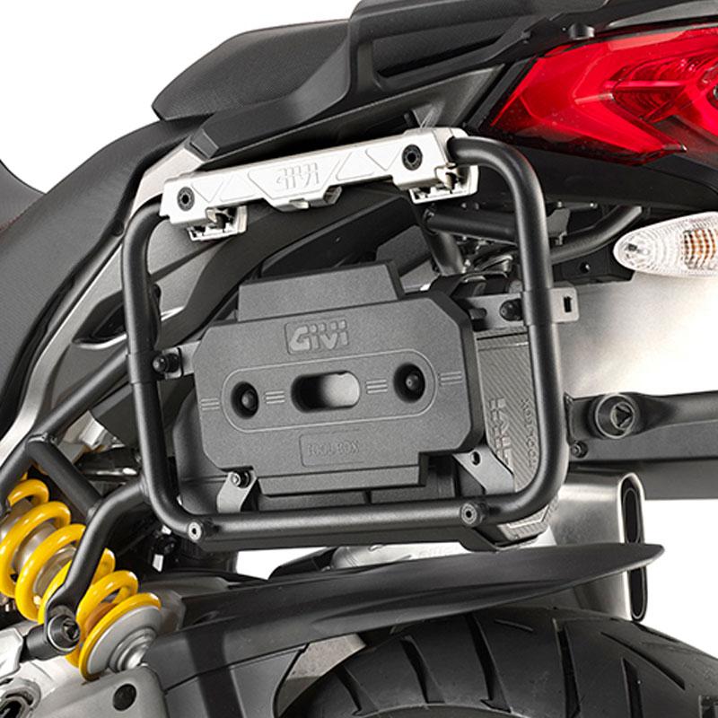 f7ab7d86 Kit montaje S250 Tool Box Givi Multistrada 950/1200, Versys, CB500 ...