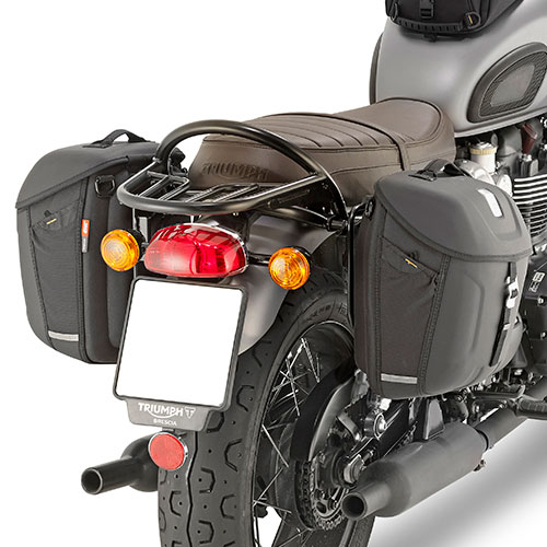 Soporte Alforjas Mt501 Givi Para Moto Triumph Bonneville