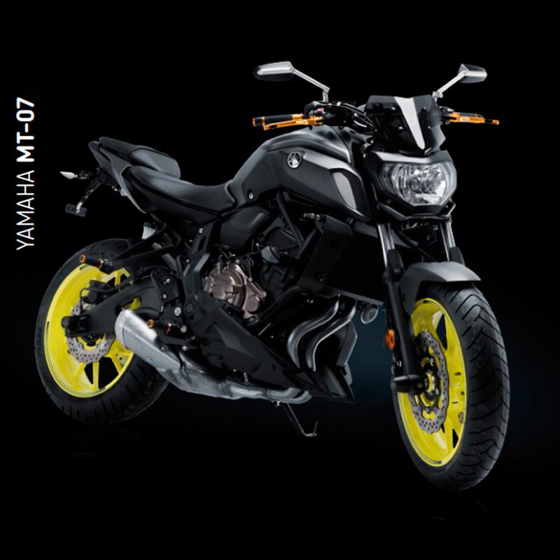 Yamaha Mt 07 2018 Equipada Con Accesorios Puig Nilmoto