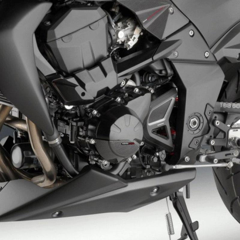 Protector Motor Carbono Marca Rizoma Kawasaki Z800 13